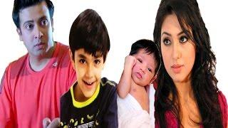 দুই সন্তানের জনক-জননী শাকিব-অপু! - latest News Of Shakib Apu