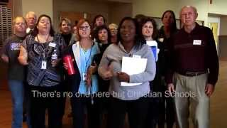 2015 Christian Schools In-service Video