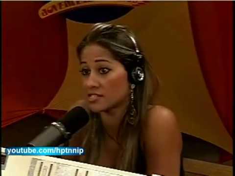 Maíra Card BBB Big Brother Pânico JP 06 07 09 Entrevista Pt2 3