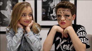 Boy Does my Makeup ♡ (Ft. Hayden Summerall)
