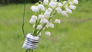 How To Make A Stylish Bulb Vase - DIY Home Tutorial - Guidecentral