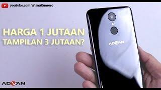 Harga Sejutaan! Smartphone Terbaru Dari Advan! Advan i6 Indonesia!