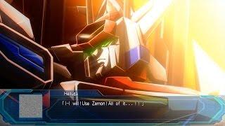 Super Robot Wars OG: The Moon Dwellers (English) - Guardisword Final Fight Part 2 (Stage 42)