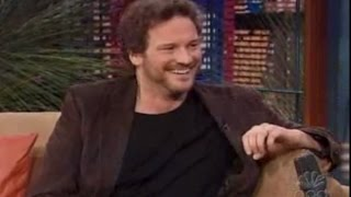 Colin FIRTH opens up - Very funny!