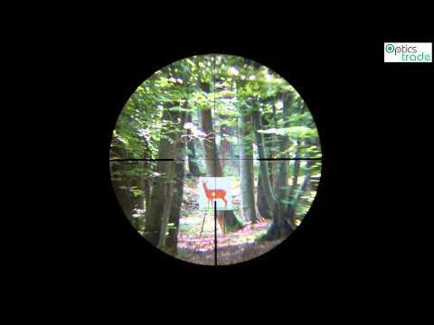 Docter V6 2.5-15x56 reticle 4i subtensions