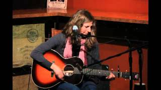 BurlapLive Presents An Evening With Tracy Grammer - Concert Window Highlight