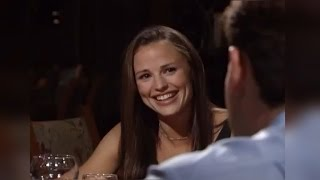 Watch a Married Jennifer Garner Flirt with an Engaged Ben Affleck in 2003