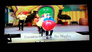 Closing to The Wiggles: WiggleDancing Live In The U.S.A 2006 DVD