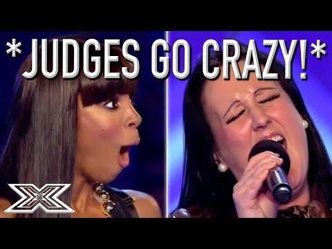MUST SEE AUDITION Sami Brookes Blows The Judges Away With INCREDIBLE Audition X Factor Global
