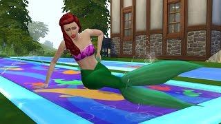 Ariel Mermaid - The Sims 4 Create a Sim