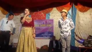 Rai Jhuma Deuda song By Madhu Chhetri & Milan Lama 2016