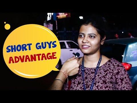 Do Short GUYS get H*T Girls? (Comedy) | Kolkata Girls on Boys Height | Wassup India