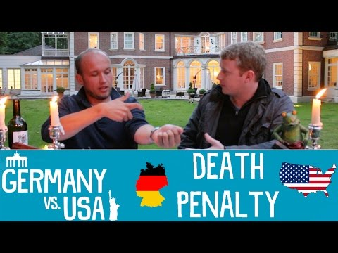 watch Death Penalty - Germany vs USA