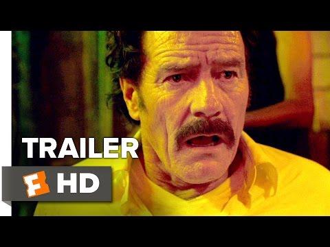 Xxx Mp4 The Infiltrator Official Trailer 1 2016 Bryan Cranston John Leguizamo Movie HD 3gp Sex