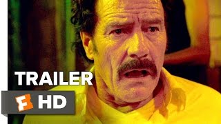 The Infiltrator Official Trailer #1 (2016) - Bryan Cranston, John Leguizamo Movie HD