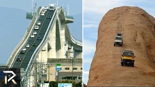 10 Roads That Are Scarier Than Roller Coasters