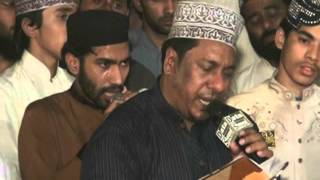 01 Alhaaj Muhammad Rafiq Zia With Sufi Muhammad Anwar Madni In Mehfil-e-Milad