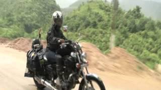 Roshni Sharma - First Indian Female Bike Rider - K2K