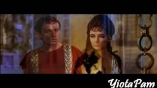 Elizabeth Taylor & Richard Burton / Cleopatra & Mark Anthony