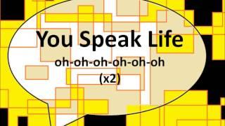 Speak Life By Tobymac (Lyrics)