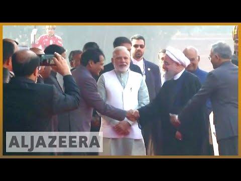 Xxx Mp4 🇮🇳 🇮🇷 India S Economy Could Feel Effect Of US Sanctions On Iran Al Jazeera English 3gp Sex