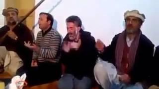 Agar ke zahid hamo jashurn shum Ta ishqa majbur hami kormn komn(new year 2016 prgrm)singer Mansoor