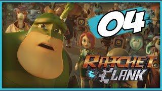 Ratchet & Clank: Parte 4 - HÉROIS!!!   - Dublado PT-BR