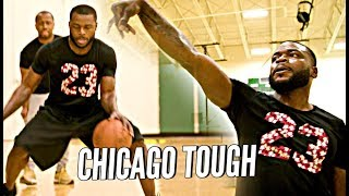 "Does Chicago Breed The TOUGHEST Basketball Players? ""Heart Of The City: F.I.N.A.O."""