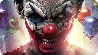 CLOWNTERGEIST Trailer (2017) Horror Movie