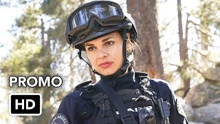 "S.W.A.T. 1x21 Promo ""Hunted"" (HD)"