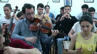Tribute to SOAD: Cover of Aerials by Naregatsi Orchestra