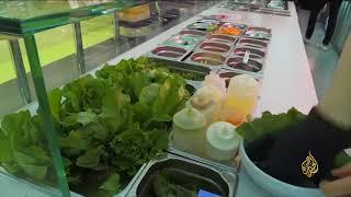 هذا الصباح - مطعم ألماني يزرع الخضراوات ويحصدها أمام الزبائن