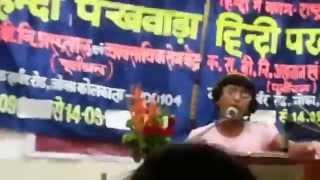 PAFM ( kolkta-Behala Branch) : Baby Supriya  performing   NAINO ME BADRA CHAYE