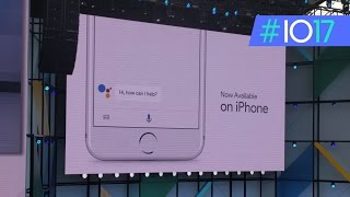 iPhone gets Google Assistant