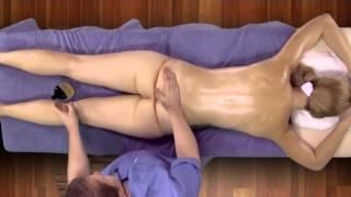 Russian Beautiful Massage, Deep Tissue Visual Massage, Trigger Point