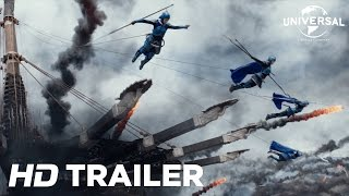 A Grande Muralha - Trailer Oficial 2 (Universal Pictures) [HD]