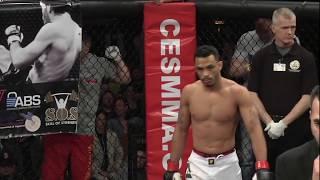 CES MMA XXIII: ROB FONT Vs TRISTAN JOHNSON