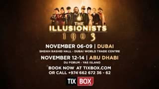 The Illusionists 1903 Qatar Doha