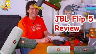 JBL Flip 5 review - a true story - against the Flip 4