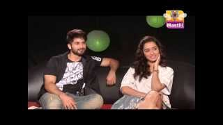 Shahid Kapoor & Shraddha Kapoor   Haider   See Taare Mastiii Mein (Episode 23)