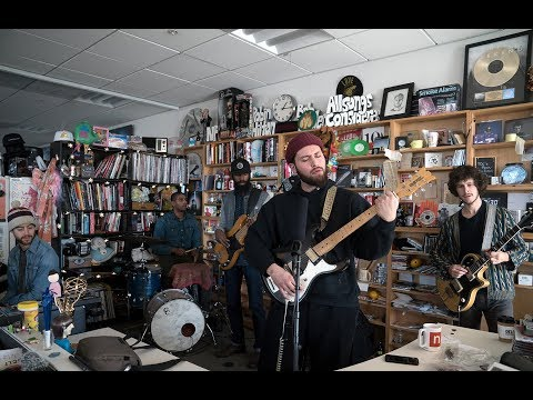 Nick Hakim NPR Music Tiny Desk Concert