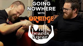 Going Nowhere With Orange Amps - Ryan Bruce (Fluff)