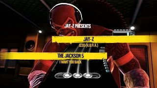 DJ Hero - Izzo (H.O.V.A.) VS I Want You Back 100% FC [Hard]