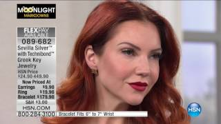 HSN   Moonlight Markdowns featuring Jewelry 06.05.2017 - 04 AM