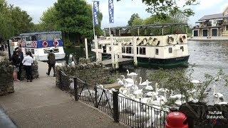 Boat on River Thames Windsor The River Thames Grafschaft Berkshire Fluss Themse