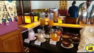 ####Ambassador of Iran#### Inside The GrandDragon Restaurant Leh Ladakh