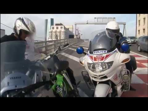 Chauffards voleurs et trafiquants autoroute à haut risque