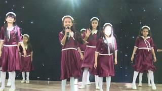 قناة اطفال ومواهب الفضائية حفل مهرجان صيف الخالدية عيد الاضحى 39 اليوم 1