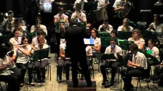 Pirates of the Caribbean,Orchestra Filarmonica Giovanile di Ventimiglia,Teatro Comunale,2011