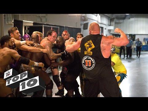 Brutal Backstage Assaults WWE Top 10